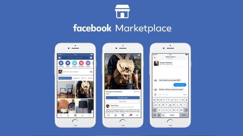 Khách hàng trên facebook marketplace