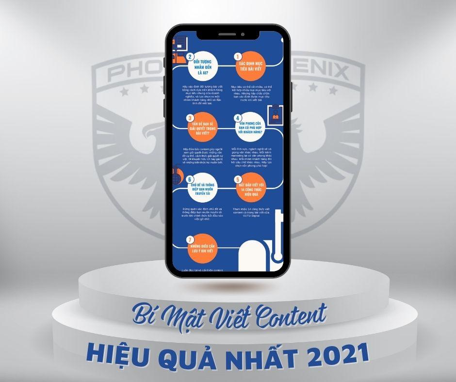 Bí Mật Viết Content Hiệu Quả Nhất 2021
